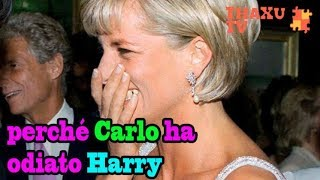 perché Carlo ha odiato Harry fin dalla nascita? Lady Diana, il dramma di una madre