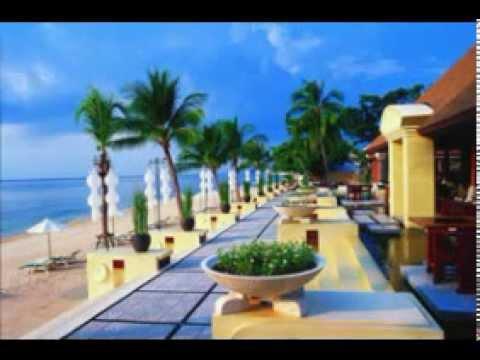 Koh Samui Honeymoon Hotels and beach Resorts in Thailand