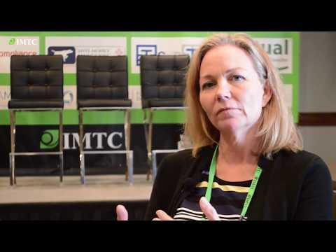 IMTC USA 2017 - Hugo Cuevas-Mohr interviews Greta Geankoplis