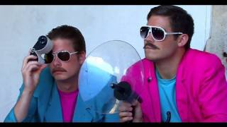 The WORKAHOLICS guys in Crossbows & Mustaches 8
