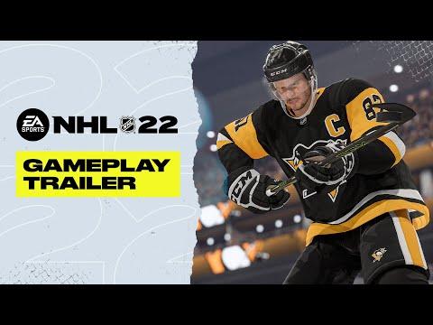 Первый геймплей NHL 22 показало издательство EA