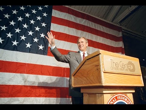 Road to the White House Rewind Preview: George W. Bush 2000 Campaign