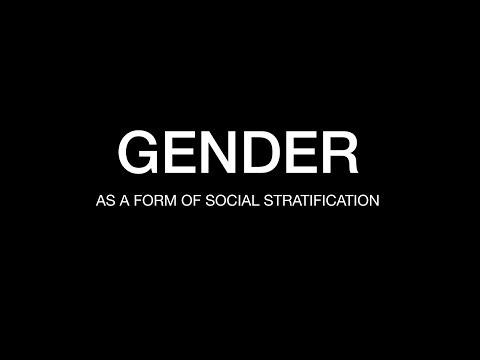 Sociology for UPSC : GENDER Based Social Stratification - Chapter 5 - Paper 1 - Lecture 15