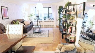 NYC Apartment Tour: Living in NYC as an Oculoplastic Surgery Fellow