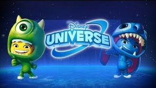 Disney Universe - Wii version - Gameplay - Part 1 of 2