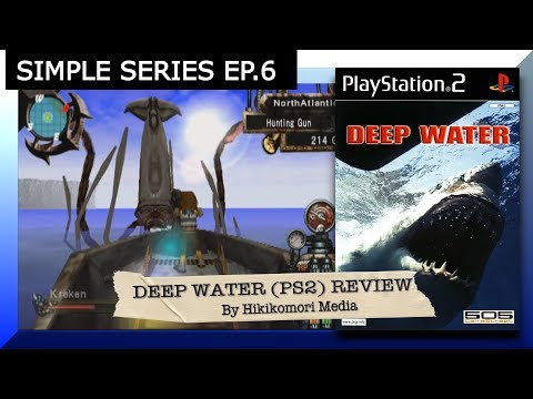 DEEP WATER (PS2) REVIEW - The Simple Series Ep.6 - HM