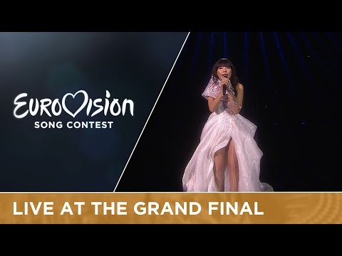 LIVE - Dami Im - Sound Of Silence (Australia) at the Grand F