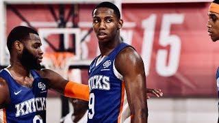 RJ Barrett Showed Flashes Of Elite Talent   NBA Summer League Highlights Mix