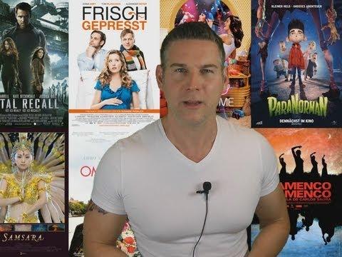 NEU IM KINO - Die Kinofilme der Woche (23.8.2012) | VIP-Kinomagazin