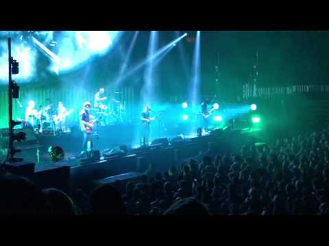 Radiohead - House Of Cards • Philips Arena • Atlanta, GA• 4/1/17