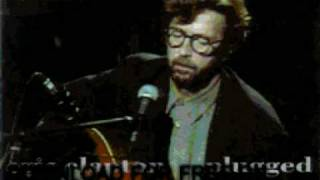 eric clapton - lonely stranger - Unplugged