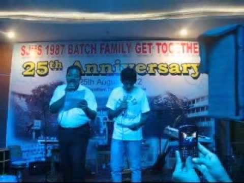 SJHS1987 25th Anniversary Celebrations