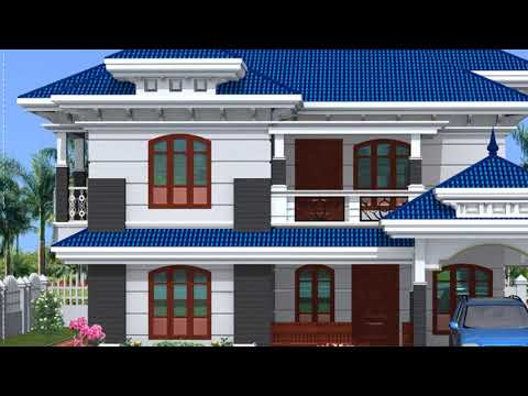 modern house front designs india the home design