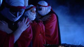 Mecusilerin (Zerdüştlerin) Ateşe Tapma Töreni | SUNGURLAR 036