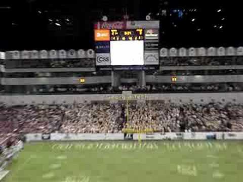 Georgia Tech vs. Jacksonville State - Bobby Dodd Stadium - August 28, 2008