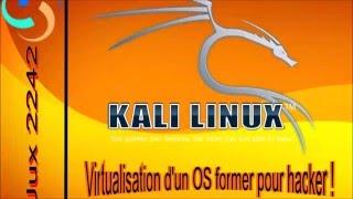 Virtualisation d'un OS destiner au test de piratage réseau Wifi,instrusion,prise de mot de passe..