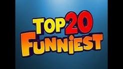 تعليق هشام الشاذلي الحلقة 1 TOP 20 FUNNIEST HD