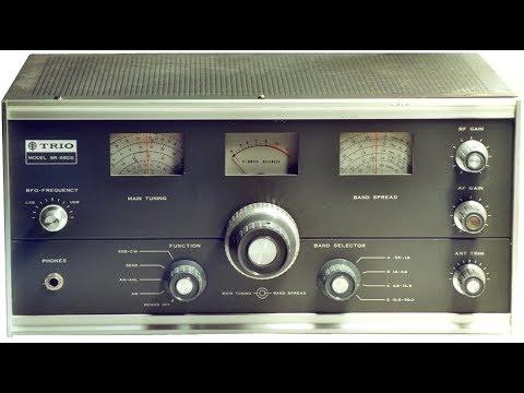 #085 Trio 9R59DS Communications Receiver Repair Part 1