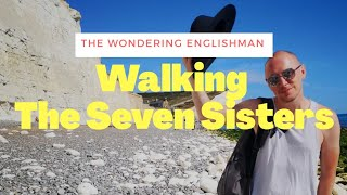 Is this England's greatest Coastline?  The Seven Sisters - Eastbourne to Seaford - Walk/Hike with me
