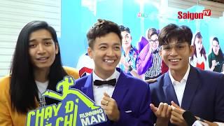 """Những bí mật lần đầu được dàn sao """"Running man Việt Nam"""" tiết lộ - SAIGONTV"""
