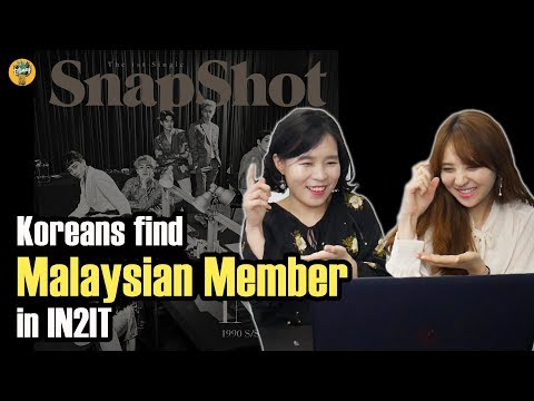 Can you find Malaysian member in K-POP group? / IN2IT MV Reaction / Blimey