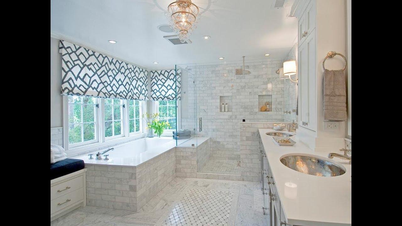 Bathroom Ikea Ideas 2019 Creative Bathroom Shower Curtain Design Ideas 2019 | DIY Rod