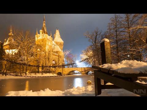 Budapest Timelapse (NN Production)