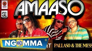 NEW Radio & Weasel ft Pallaso & The Mess - Amaaso ( EYES ) Good Lyfe 2013