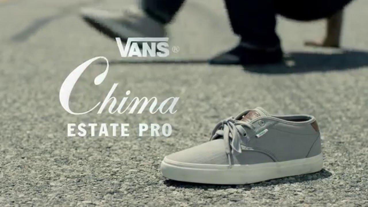 vans chima ferguson on feet