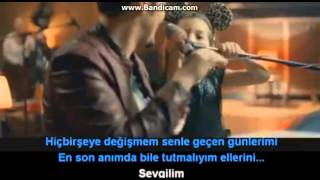 Mustafa Ceceli Sevgilim Karaoke HD