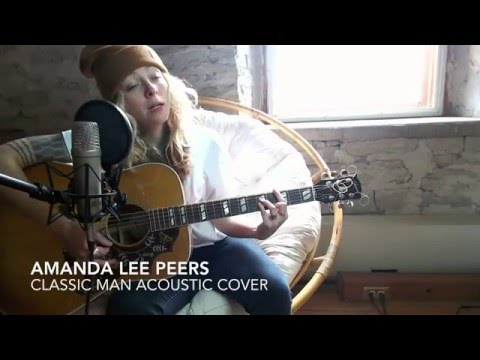 Jidenna Classic Man Acoustic Cover by Amanda Lee Peers
