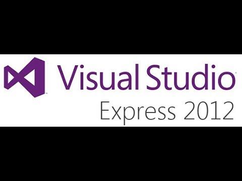 Visual studio express 2012 for windows desktop primo contatto (i.