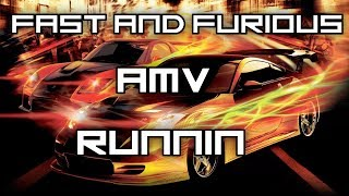 vuclip Fast and Furious - AMV - Running