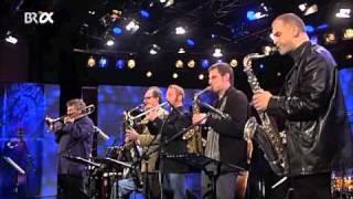 Paul Zauner Blue Brass - Jazzfestival Burghausen - African Market Place