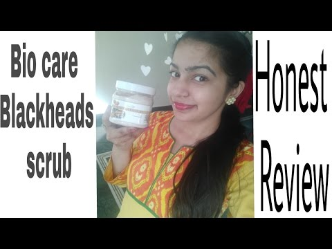 Bio Care Blackheads Scrub Honest Review