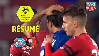 RC Strasbourg Alsace - Stade Rennais FC ( 0-2 ) - Résumé - (RCSA - SRFC) / 2018-19