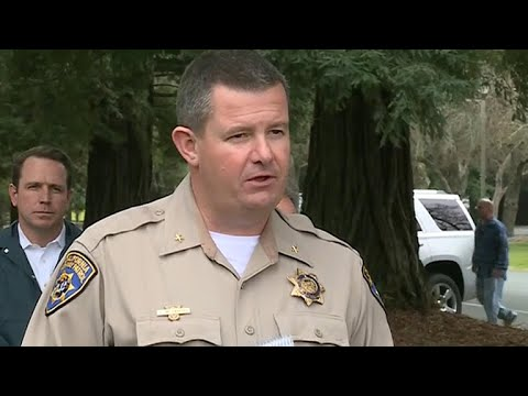 Sheriff says Calif. gunman has three hostages