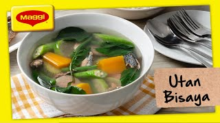 How to Cook Utan Bisaya with MAGGI