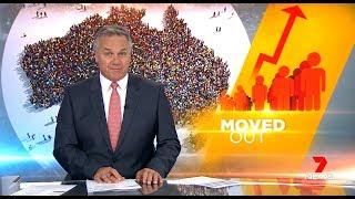 Seven + Nine News. Liberal Party To Migrant Swamp Rural Areas.(Goyim Agenda)(Australia)