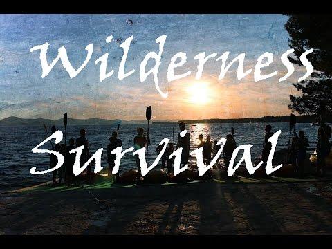 Camp California Wilderness Survival 2016