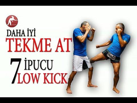 Kick Boks Eğitim Antrenmanları 2   Avatar Atakan