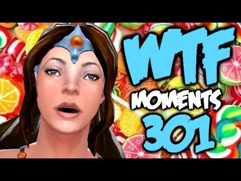 Dota 2 WTF Moments 301