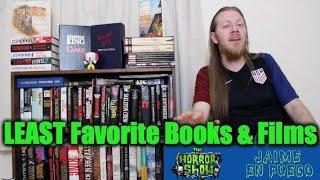 Stephen King: LEAST Favorite Books & Films - Hail To Stephen King EP7
