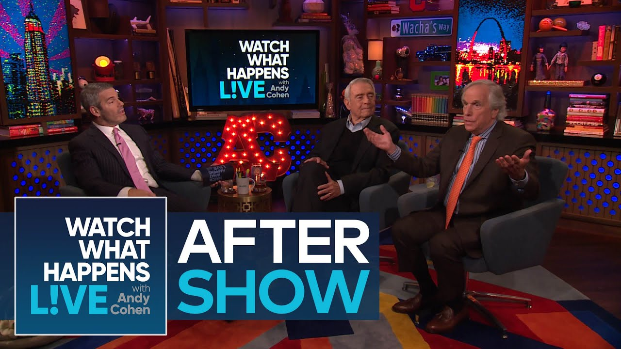After Show: Will There Be a' Happy Days' Reboot? | WWHL