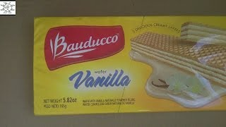 Dollar Delight: Bauducco Vanilla Wafers