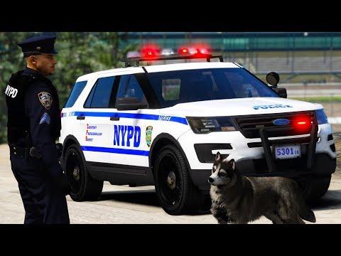 [GTA-LSPDFR] N.Y.P.D PATROL | NEW YORK POLICE DEPARTMENT #1