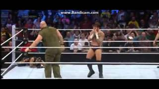 CM Punk, Cody Rhodes, Goldust, The Usos & Rey Mysterio vs. The Shield & The Wyatt Family -