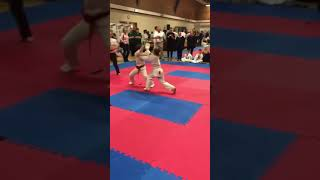 Martial Arts Fighter Ruby Lee Wales VS Ireland VS England British ...