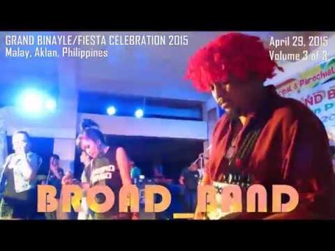 Grand Binayle @ Malay Aklan featuring Broad Band Vol 3