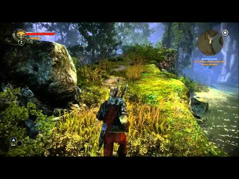 The Witcher 2 - Find the Place of Power that Cecil Burdon mentioned (HD Video)